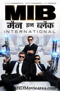 Men in Black: International (2019) Hindi New HC-TC V2 720p 480p Dual-Audio [Hindi + English]