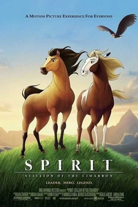 Spirit: Stallion of the Cimarron (2002) Download Dual Audio 720p ESubs