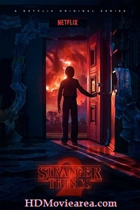 Stranger Things S02 (Season 2) Hindi Complete 480p 720p HDRip | Dual Audio [ Hindi 5.1 + English ] | Netflix Series