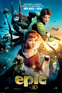 Epic (2013) Full Movie Download Dual Audio 480p
