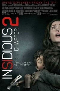 Insidious: Chapter 2 (2013) Full Movie Download Dual Audio in Hindi BluRay 480p 400MB | 720p 800MB