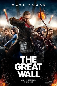 Download The Great Wall (2016) Full Movie Dual Audio 480p 720p 1080p BluRay