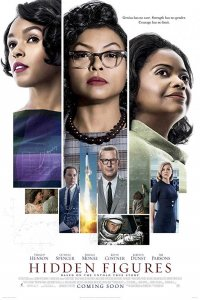 Hidden Figures (2016) Full Movie Download Dual Audio in Hindi BluRay 720p 900MB