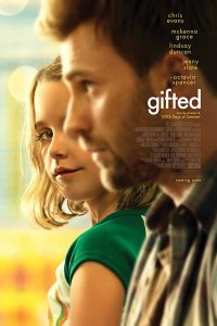 Gifted (2017) Full Movie Download Dual Audio in Hindi BluRay 720p 900MB ESubs