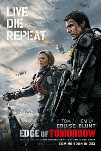 Edge of Tomorrow (2014) Full Movie Download Dual Audio in Hindi BluRay 480p 450MB | 720p 850MB