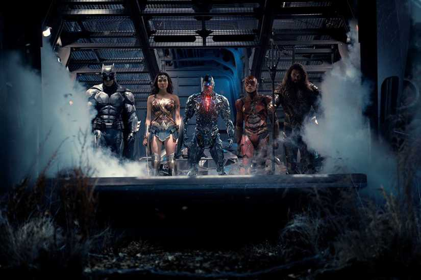 Download Justice League Full Movie Hindi 480p