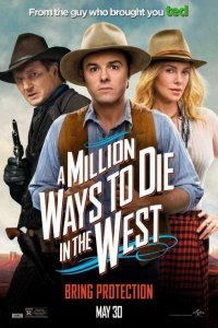 Download A Million Ways to Die in the West Full Movie Hindi 720p