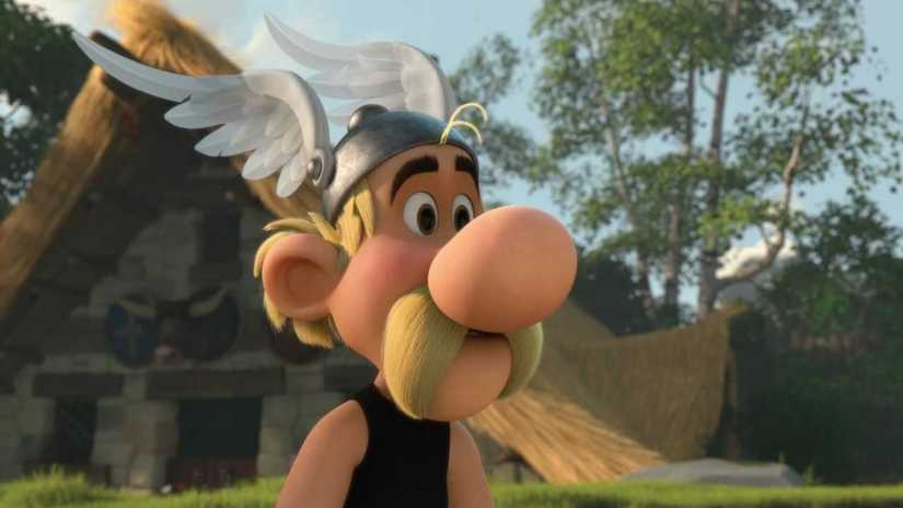 Asterix of the Gods and the Mansion of Obelix Full Movie Download