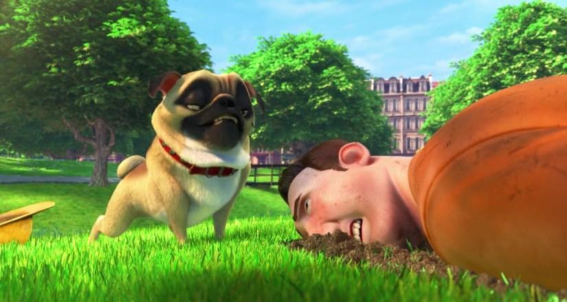 Download The Nut Job 2 Full Movie Hindi 720p