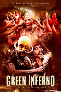 Download The Green Inferno Full Movie Hindi 480p