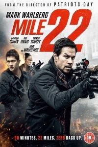 Download Mile 22 Full Movie Hindi 720p