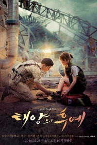 Descendants of the Sun Season 1 (2016) in Hindi Web Series 720p HD 300MB
