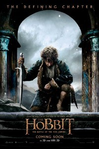 The Hobbit: The Battle of the Five Armies (2014) Download (Hindi-English) 480p BluRay