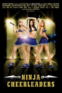 [18+] Ninja Cheerleaders (2008) Unrated BluRay 480p 720p Dual Audio [Hindi – English]