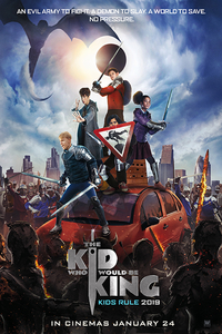 The Kid Who Would Be King (2019) Download Dual Audio 480p 350MB