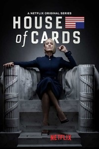 Download House of Cards (Season 1) Dual Audio (Hindi-English) 720p HD 550MB