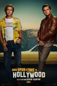 Once Upon a Time In Hollywood (2019) Movie 720p HD-CamRip In English