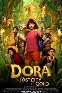 Dora and the Lost City of Gold (2019) Download English 480p 720p HDCAM