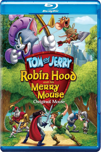 Tom and Jerry: Robin Hood and His Merry Mouse (2012) Multi Audio 720p BluRay