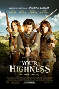 Your Highness (2011) Full Movie Download Dual Audio in Hindi 720p BluRay