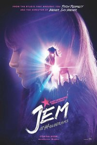 Jem and the Holograms (2015) Full Movie Download (Hindi-English) 720p BluRay