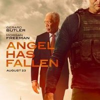 Angel Has Fallen (2019) Full Movie Download in English 720p HDCAM