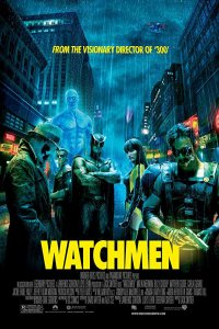 Watchmen (2009) Full Movie Download Dual Audio in Hindi 1080p BluRay
