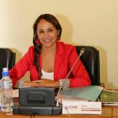 Consejera Regional Carla Morales Maldonado