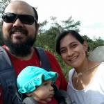 Esteban Donoso y Familia, Chileno en Ecuador