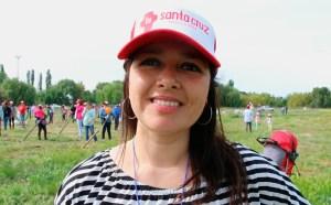 Tatiana Guajardo, Asistente Social Municipalidad de Santa Cruz