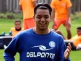Capitán equipo Deportes Santa Cruz, Francisco Lara
