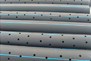 Perforated and Slotted Pipe