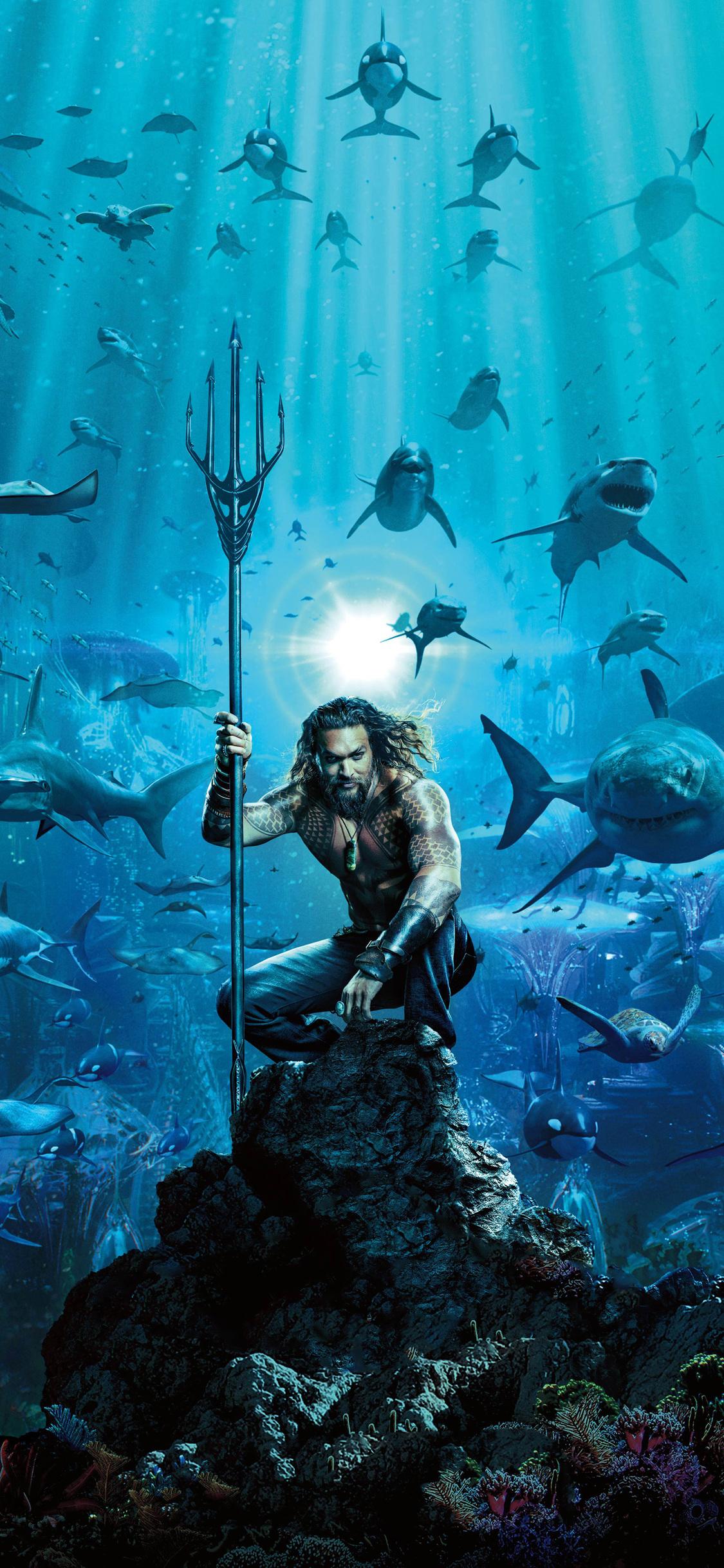 Aquaman Wallpaper Hd Aquaman Hd Wallpaper Iphone X