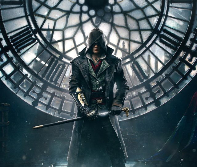 Assassins Creed Syndicate Game  Jpg