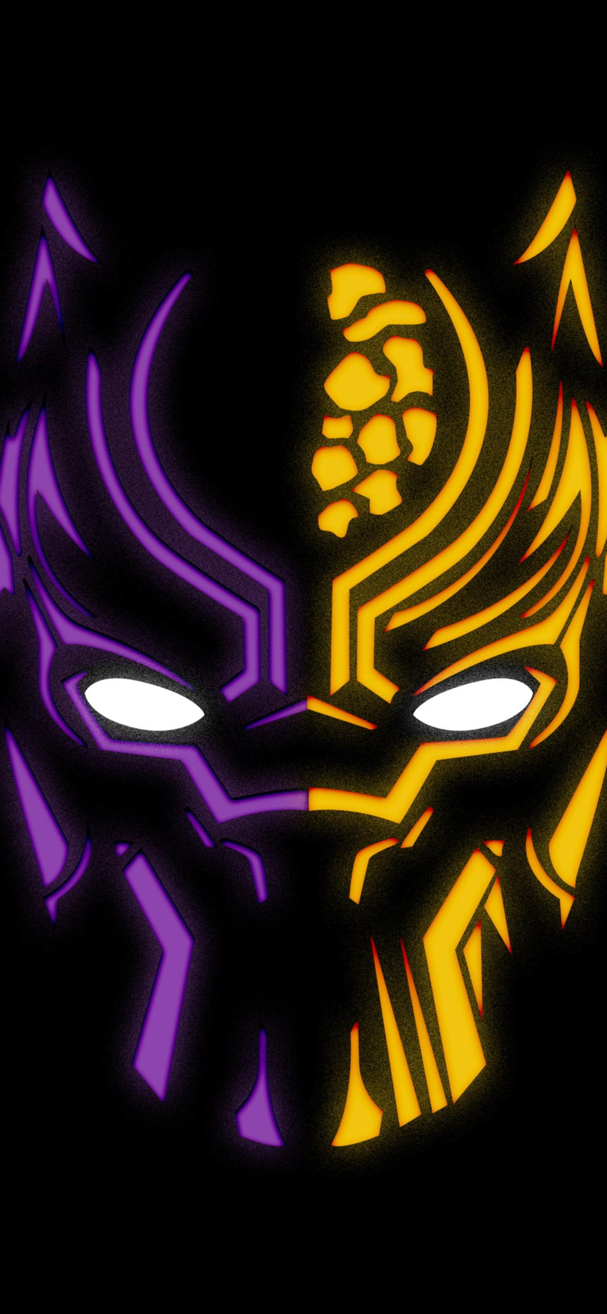 Black Panther Iphone Xs Max Wallpaper | Unixpaint