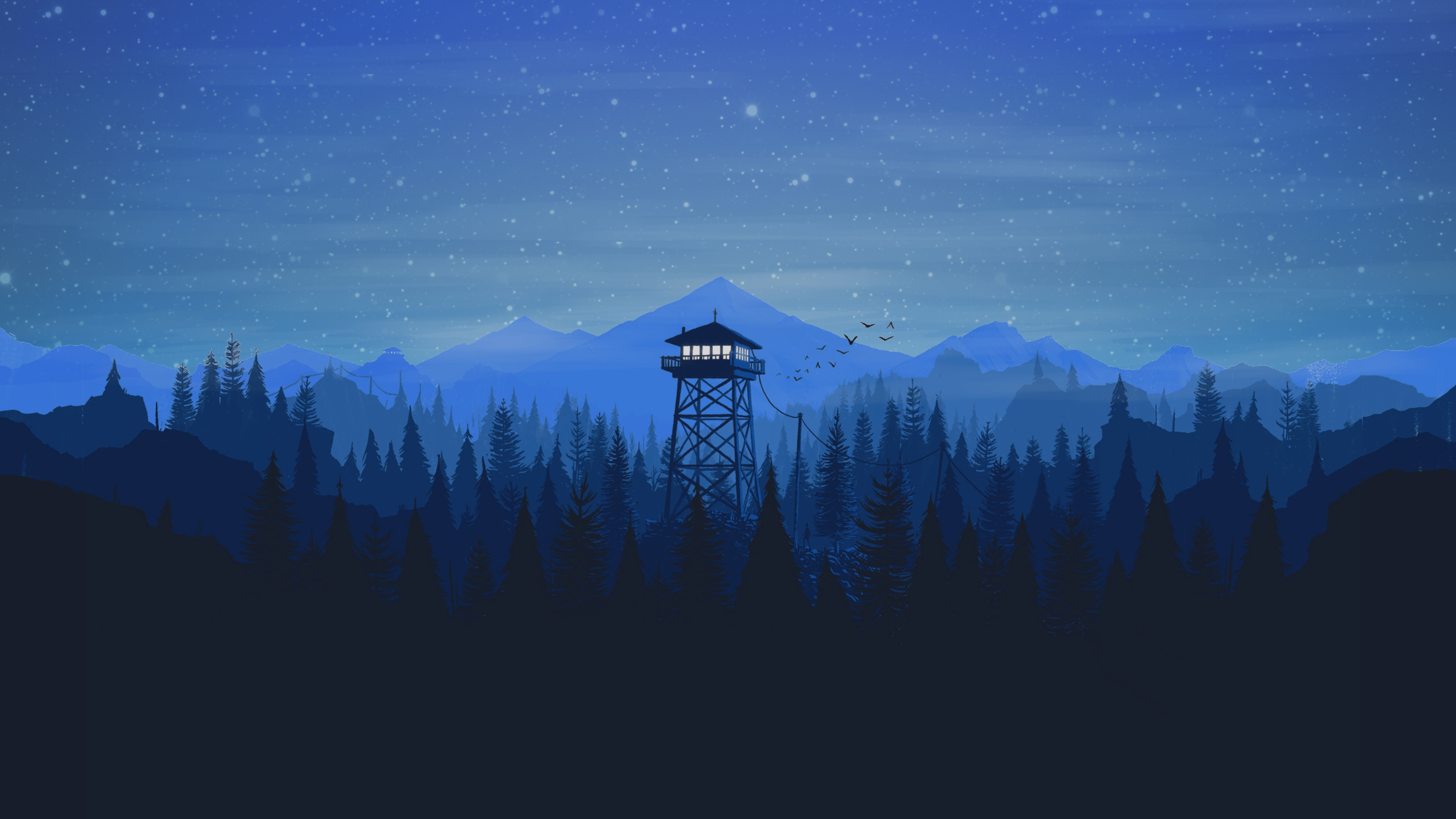 3840x2160 Firewatch 4k HD 4k Wallpapers Images Backgrounds Photos And Pictures