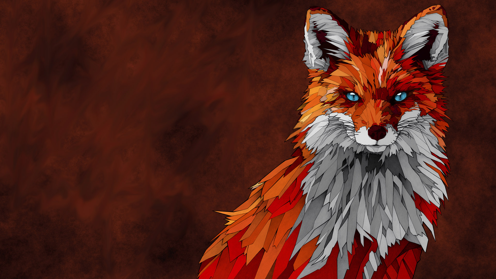 Fox Artwork HD Artist 4k Wallpapers Images Backgrounds