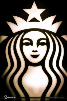 starbucks, coffee, logo, coffee queen