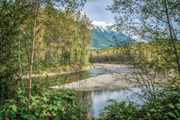 North Stilliguamish River View