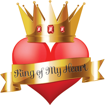 Royal Heart emoticon