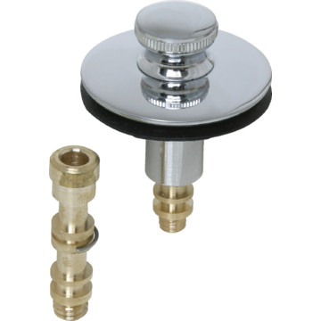 Push Pull Tub Drain Stopper 516 Or 38 Threaded Pin