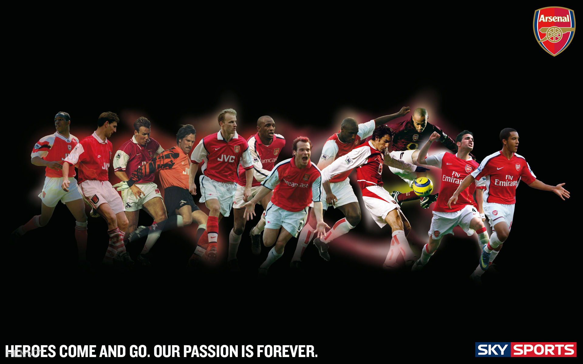 arsenal legendary players wall hd wallpaper gallery 97