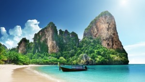 Thailand holiday best beach