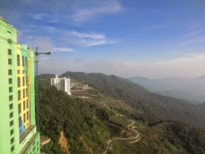 hill-resort-in-Malaysia-Genting-Highlands-tourist-spot