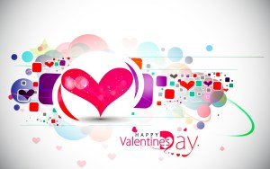 valentine greeting cards-wallpaper