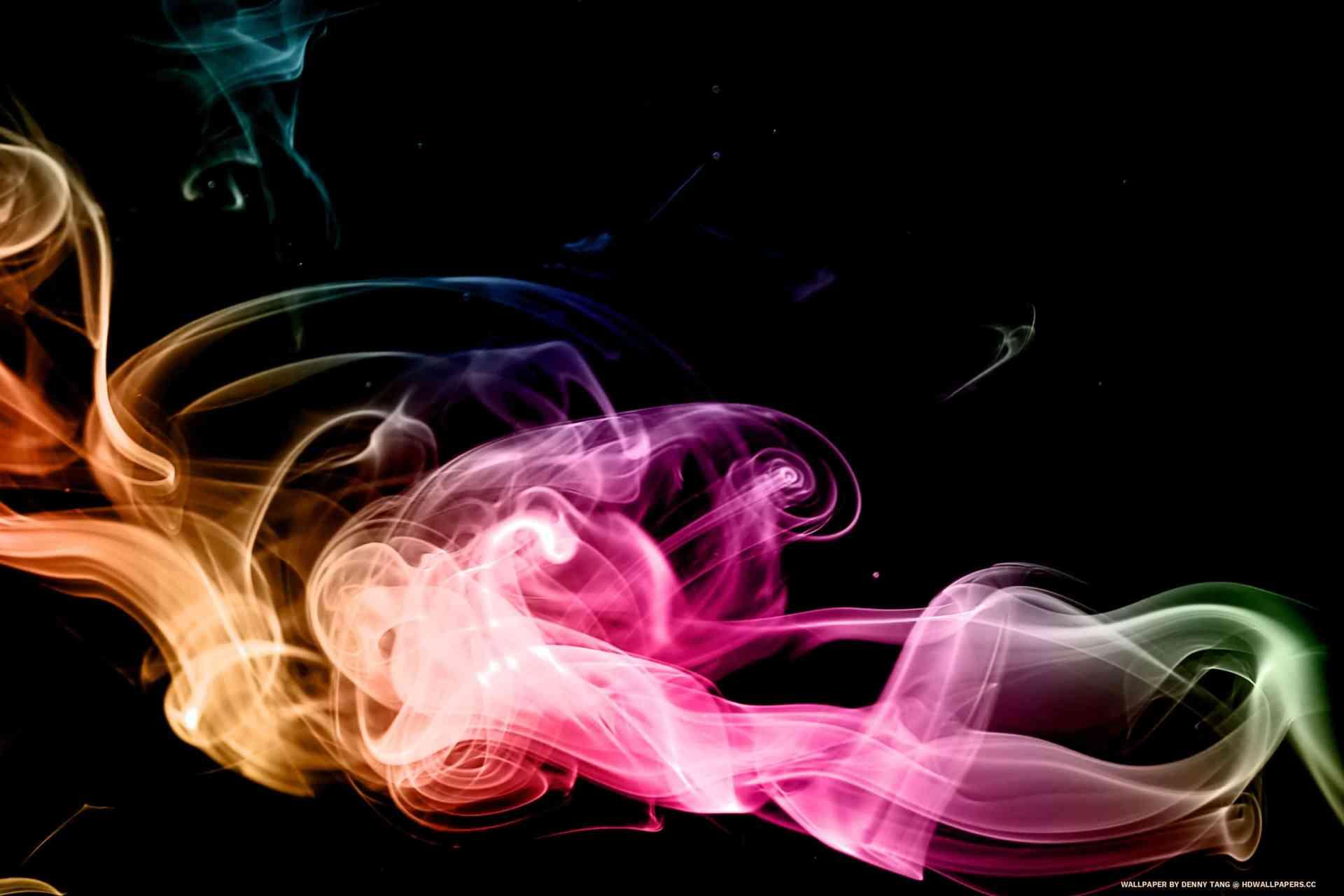 Swell Rainbow Smoke Art 5 Hd Wallpapers Download Free Architecture Designs Jebrpmadebymaigaardcom