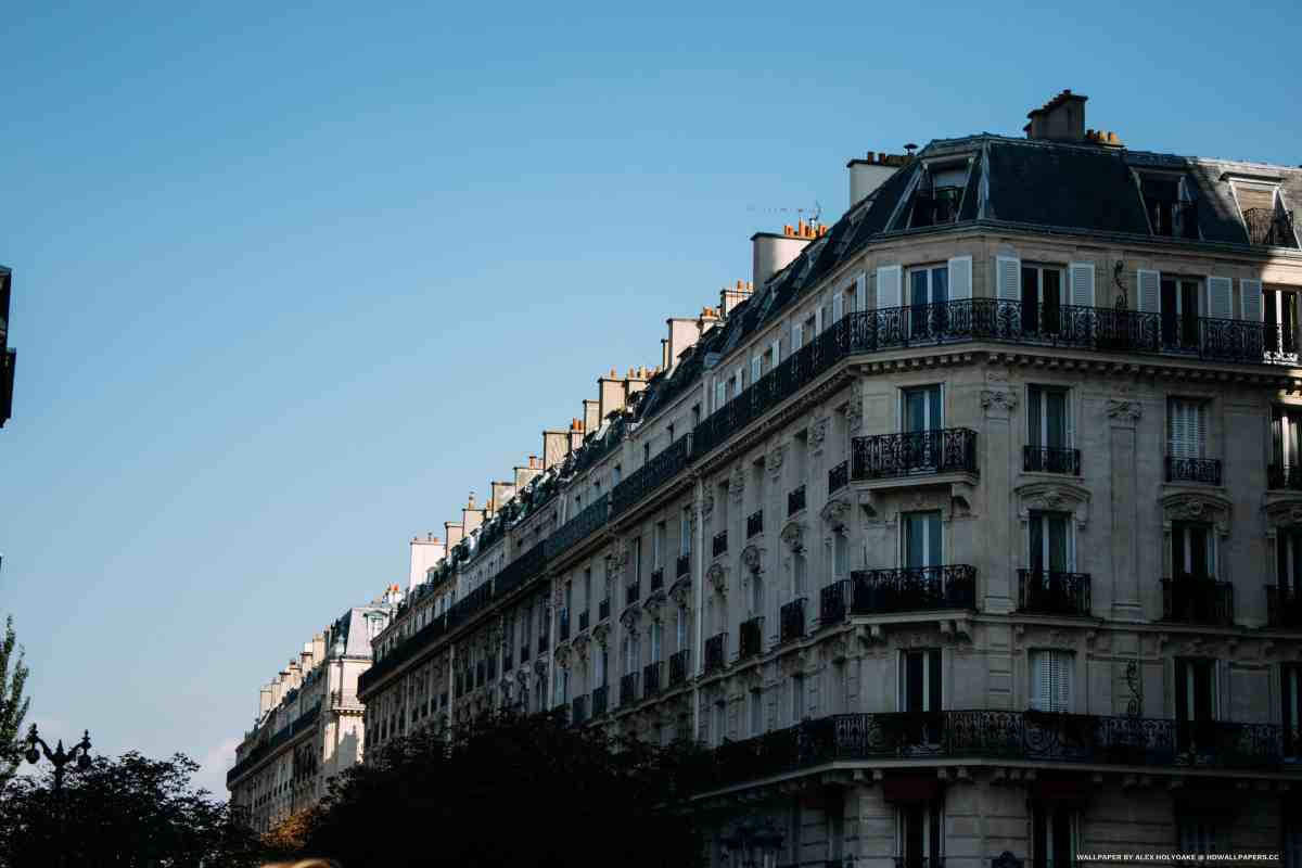 Parisian Homes