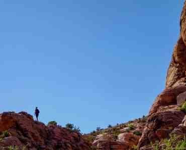 Hiking the Red Rock Canyon