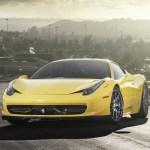 Yellow Ferrari Wallpapers 36216 1920x1080px
