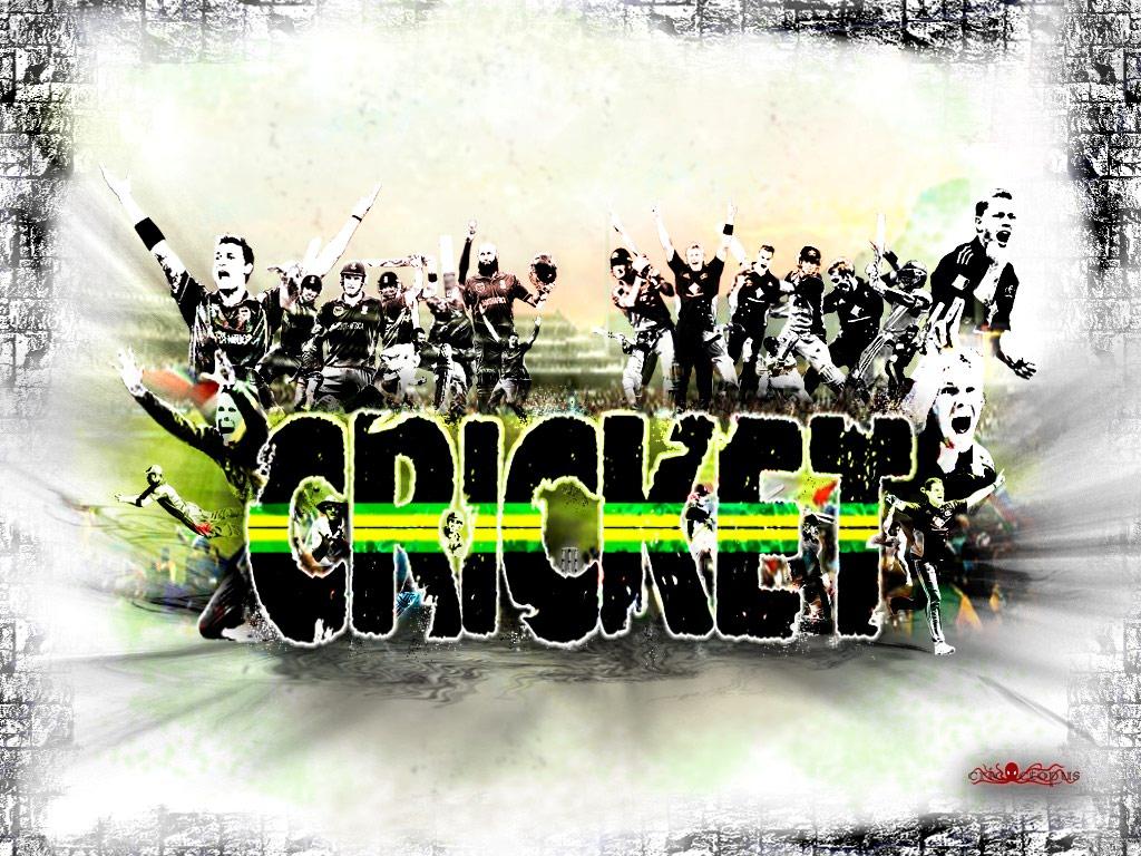 Cricket Abstract Wallpaper Hd